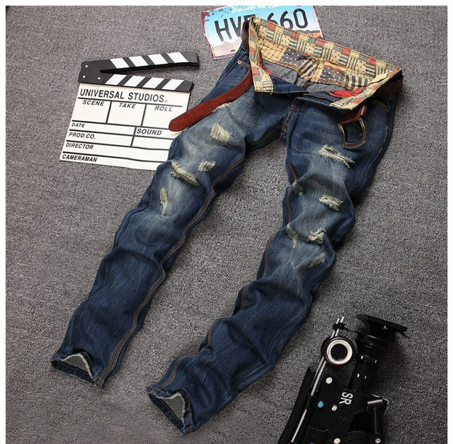 Online Get Cheap Name Brand Jeans for Men -Aliexpress.com ...