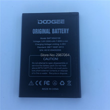 Mobile phone battery for DOOGEE BAT16542100 battery 2000mAh Long standby time Mobile Accessories for DOOGEE phone battery matcheasy battery for doogee mix lite battery 3080mah long standby time high capacit 5 2inch doogee mobile accessories