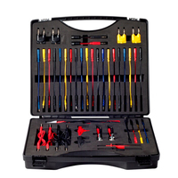 2019 New Arrival Automotive Electrical Wires Circuit Car Cables Test Lead Kits Set Multi functional Diagnostic Tool DHL Free