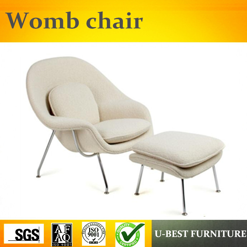 Exceptionnel U BEST Replica Fabric Womb Chair And Ottoman, Womb Lounge Chair, Fancy  Living Room Chairs In Chaise Lounge From Furniture On Aliexpress.com |  Alibaba Group