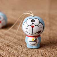 Japanese New Arrivals Creative Cute Cartoon Kawaii Totoro Japan Style Novelty Wind Chimes Home Hanging Decoration
