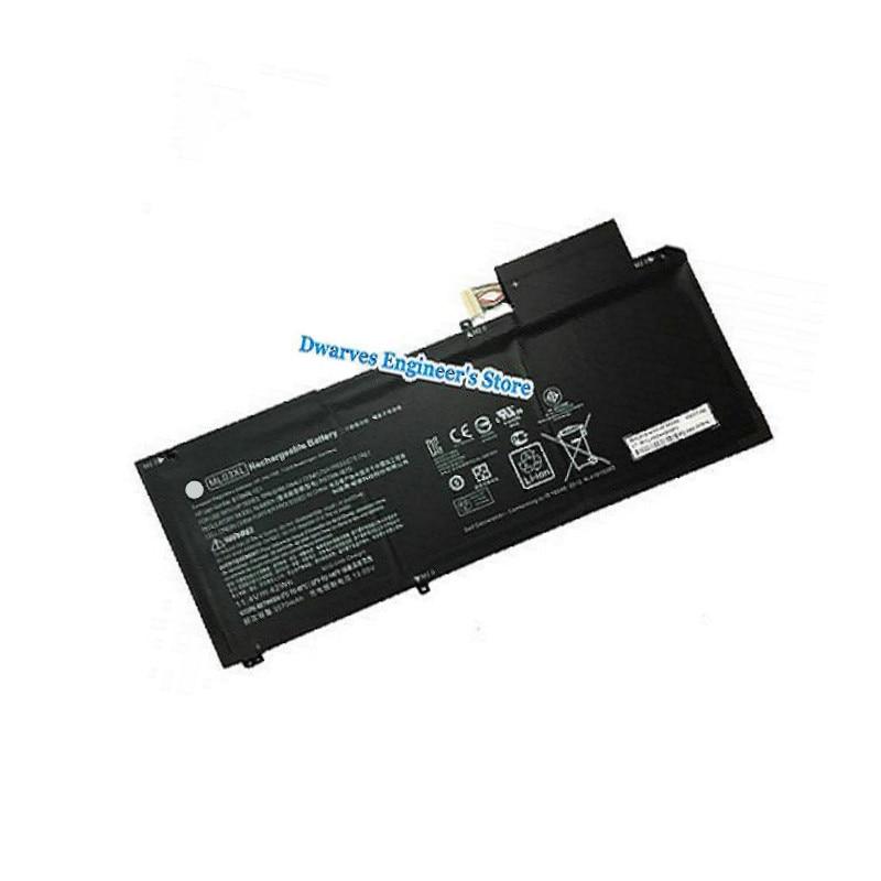 Купить с кэшбэком ML03XL Battery For Hp Spectre X2 12-a000 12-a001dx HSTNN-IB7D 814060-850 814277-005 Laptop Battery 11.4V  3570mAh 42Wh