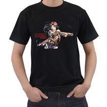 Black Lagoon Anime Black T Shirt Cotton S M L XL XXL XXXL Size T-Shirt Short Sleeve