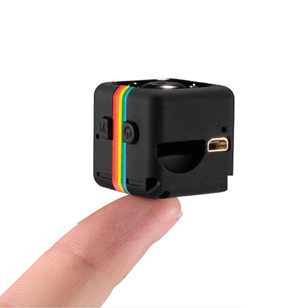 SQ11 HD 1080 P Maison De Voiture Capteur CMOS de Vision Nocturne Caméscope Micro caméras mini Caméra cam DVR DV Enregistreur De Mouvement Caméscope SQ 11