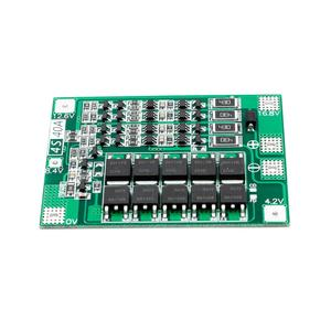 Image 3 - 4S 40A Li ion Lithium Battery 18650 Charger PCB BMS Protection Board with Balance For Drill Motor 14.8V 16.8V Lipo Cell Module
