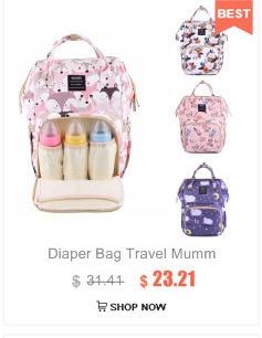 Drop Shipping Lequeen Nursing Care Baby Bag Stripe Diaper Bag Nappy Bag Organizer Waterproof Maternity Bag