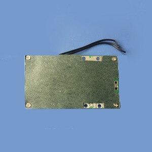 Image 4 - 11 S de Proteção Inteligente de bateria de Iões de Lítio BMS e placa PCB com bluetooth e comunicação com o PC 30A de carga e descarga atual