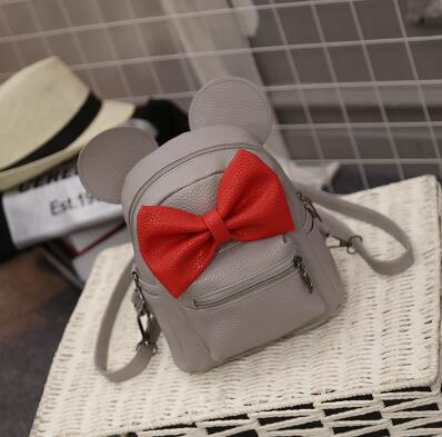 Style 3Gray red bow