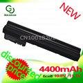 Golooloo 4400 mah bateria para compaq mini 102 mini 110c cq10 mini110-1000 cq10-100 para hp mini 110 mini110 537626-001 hstnn-cb0c