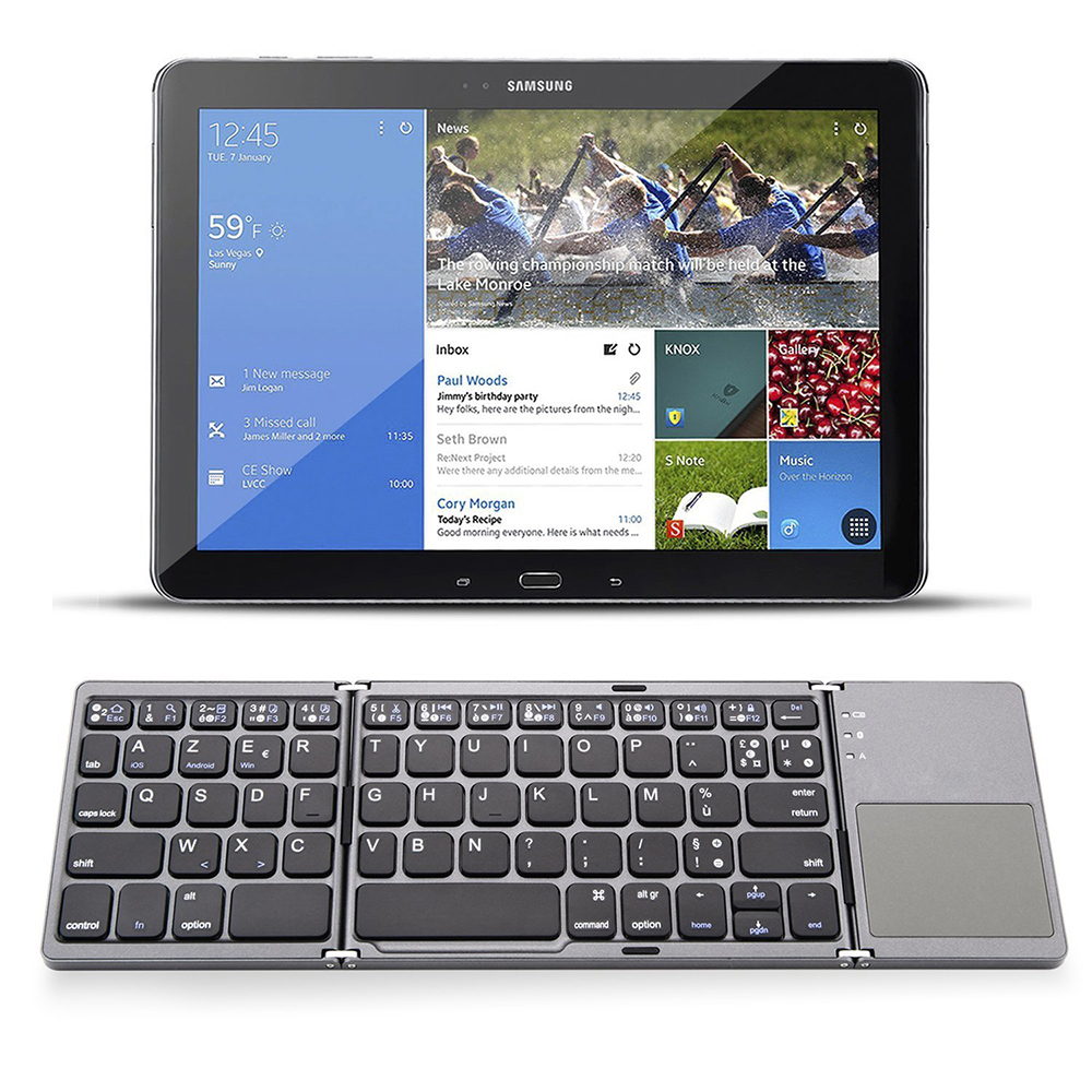 Zienstar-AZERTY-French-Tri-Folding-Wireless-Bluetooth-Keyboard-with-Ttouchpad-for-ipad-Iphone-Macbook-PC-computer (4)