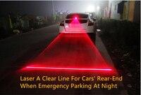 Car Shark Fin Antenna Auto Radio Signal Aerials Roof Antennas Laser Flashlight Stoplight Flashing Prevent rear end collision