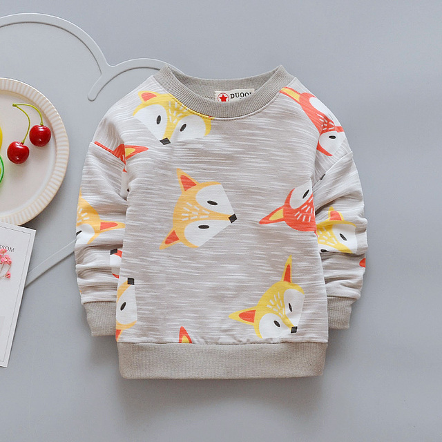 Fox Long Sleeve Top