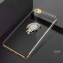 Mobile phone case TPU material mobile for Apple X 8plus protection anti-fall