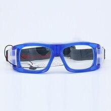 Explosion Proof Basketball Football Sports Goggles Custom Made Prescription Glasses Photochromic Grey/ Brown Myopia Near-sighted