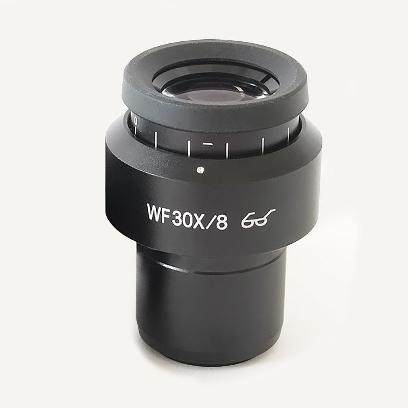 Здесь можно купить  1 PC Diopter Adjustable WF30X High Eye Relief Wild Field Eyepiece 30mm for Stereo Microscope  Инструменты
