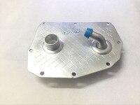 1 peça refrigerador de óleo do motor para mercedes w140 w202 w203 w210 w211 m104 1041800409|cooler plate|cooler freezer|cooler box for car -