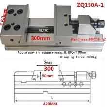 6 pollici GT150 * 300 Speciale vise per GT853 combinazione di precisione mascella piatto fresatura macchina per centro di lavorazione CNC