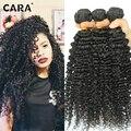 3B 3C 8А Бразильские Волосы Девственницы Странный Вьющиеся Волосы Девственницы 3 Шт. Бразильские Волосы Переплетения Расслоения 100% Человеческих волос пучки