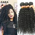 8A Brazilian Virgin Hair 3B 3C Kinky Curly Virgin Hair Extensions 3 Pcs Brazilian Hair Weave Bundles 100% Human hair Bundles