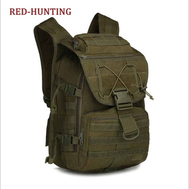 5e7a0b9667 40L Tactical Backpack Assault Pack Waterproof military backpack Bug Out Bag  for Hunting