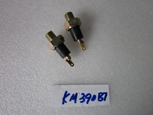 Laidong KM390BT for tractor like Luzhong, the oil pressure feel plug, part number: