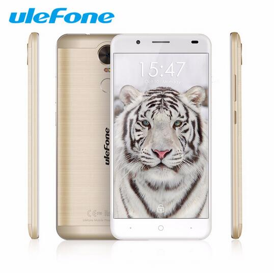 Ulefone Tiger 5 5 Smartphone Android 6 0 4200mAh Large Battery MT6737 Quad Core Mobile Phone