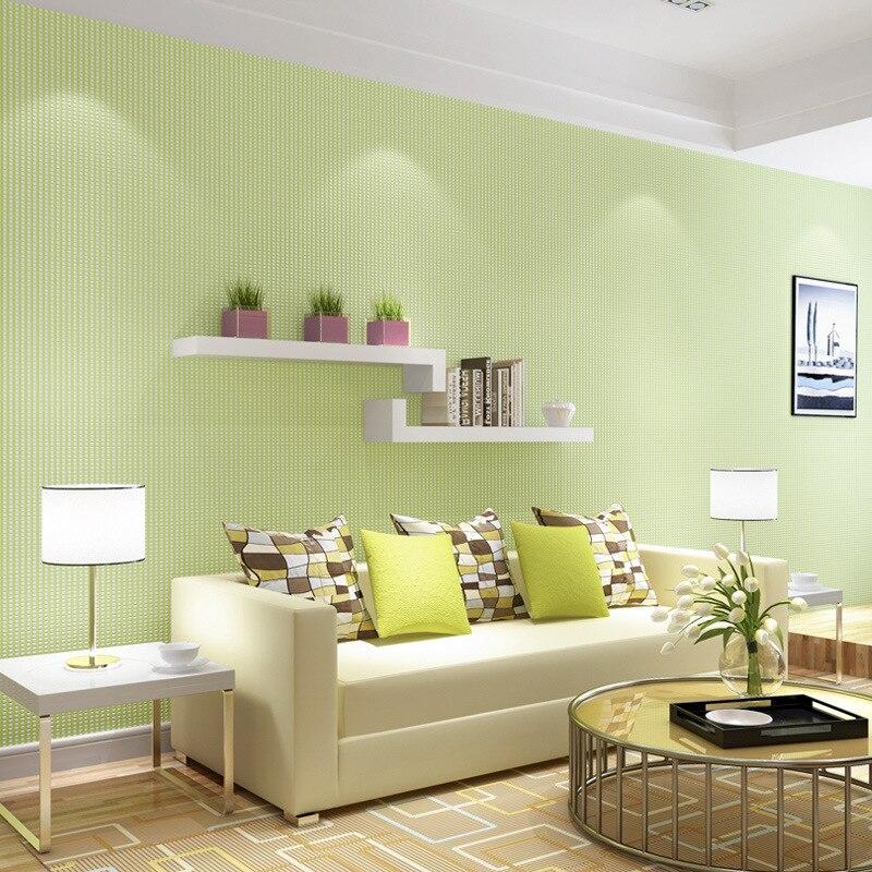 licht groen behang-koop goedkope licht groen behang loten van, Deco ideeën