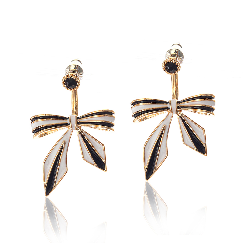 Us 3 09 20 Off Wedding Earrings Korean Fashion Statement Online Ping India Studs 0260 Pr Yy0316 Abc In Stud From Jewelry