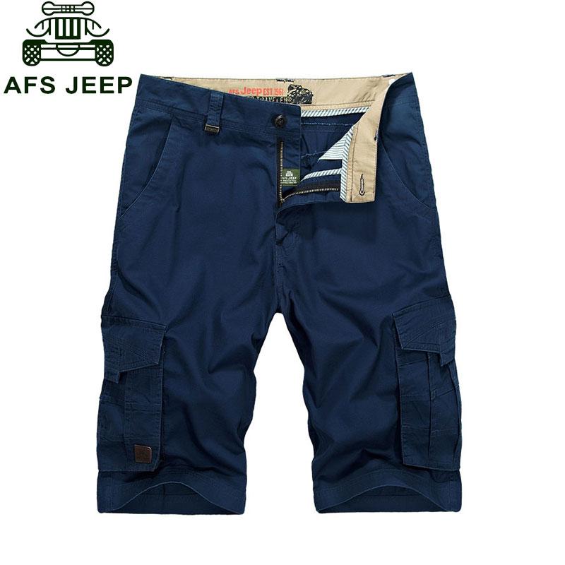 2017 Brand Clothing CLOTHES Plus Size Cotton Summer Mens Army Cargo Casual Bermuda Shorts Pocket Short Pant Pantalones Cortos