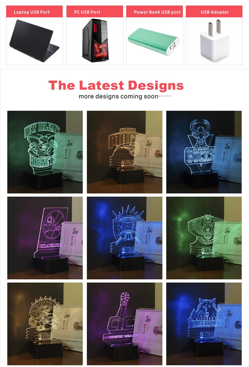 3D Visiual Darth Vader USB Led Night Light Star War Figure Touch Desk Table Lampara as Home Decor Lampe (6)