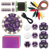 KOOKYE Starter Learning Kit For Arduino LilyPad