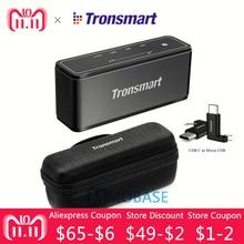 Tronsmart Mega Altavoz Bluetooth altavoz inalámbrico envío gratis USBgift 3D sonido Digital TWS 40 W de potencia de salida NFC 20 m altavoz