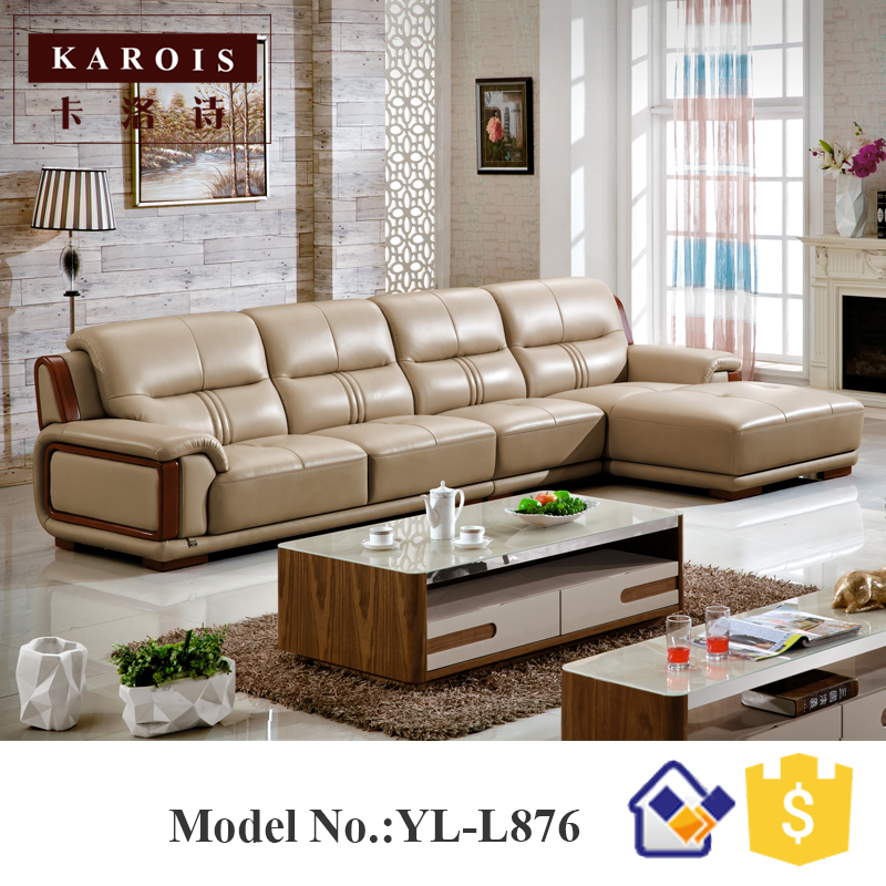 american style sofa leather sofa set replica para el hogar - American Leather Sofa