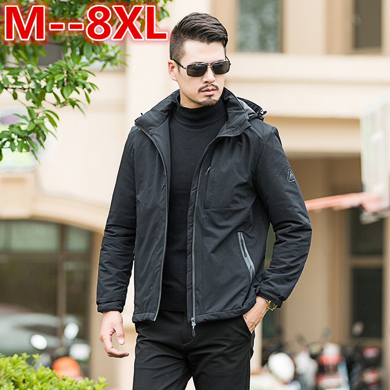 Plus size 10XL 8XL 6XL 5XL 2017 Men Winter Jacket Warm Male Coats Fashion Thick Thermal Men Parkas Casual Men Branded Clothing metal adjustable arm rest wrist support extended mousepad rotation ergonomic mouse pad shoulder protect for office game