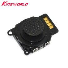 Módulo de sensor analógico de joystick, preto, 3d, módulo de sensor de botão para substituição de psp 2000 psp 2000 PSP-2000