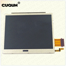 Original Lower Bottom Touch LCD Display Screen for NintendNDSi Lower Liquid Crystal Display ForNDIS LCD Screen Console n141xb l07 liquid crystal display lcd