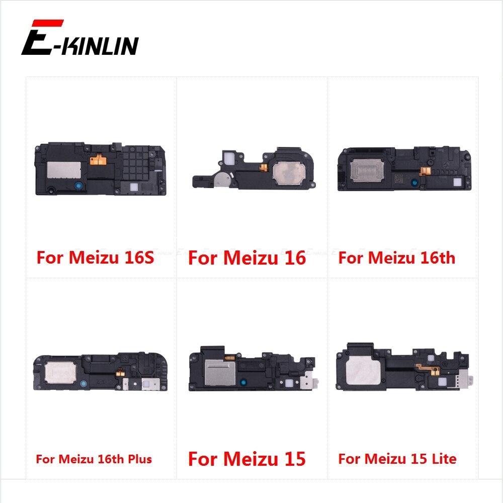 Loudspeaker For MeiZu 16S 16 16th Plus 15 Lite Loud Speaker Buzzer Ringer Flex Replacement Parts