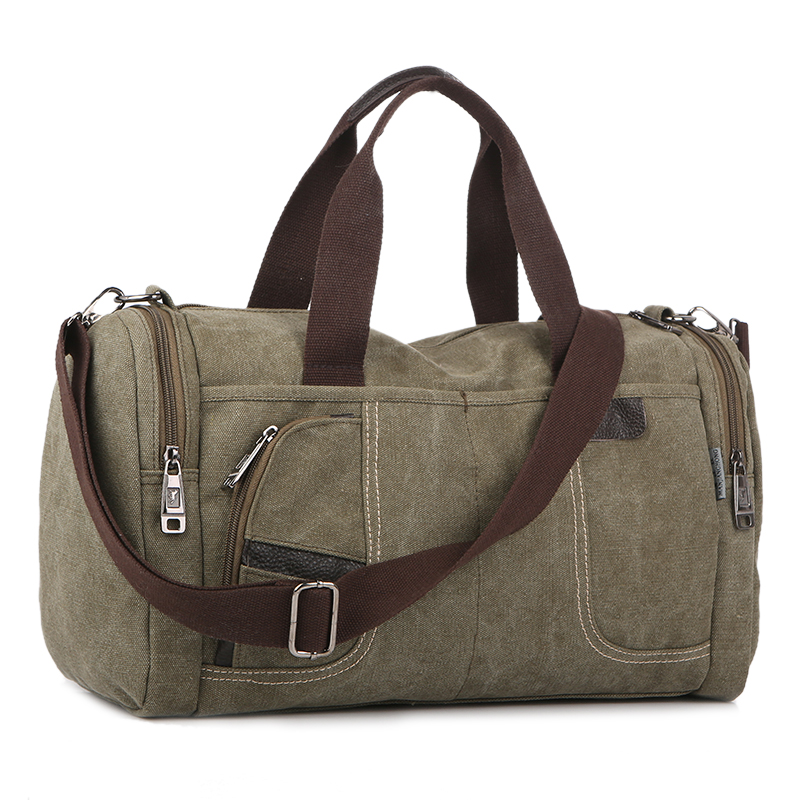 c7ca7ff9b86d Korean Version of the New Simple Men s Handbag Casual Wild Large Capacity  Canvas Bag Fashion Personality Shoulder Messenger Bag on Aliexpress.com