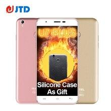 "Oukitel U7 Plus 5.5 ""Pulgadas Android 6.0 Smartphone MTK6737 Quad Core Dual Sim 4g LTE FDD 2 GB RAM 16 GB ROM 8.0MP Móvil Inteligente teléfono"