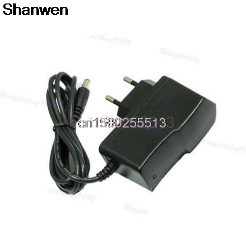 1PC <font><b>12V</b></font> 1A AC DC Plugtop Power Adapter Supply <font><b>1000mA</b></font> New image