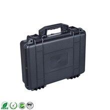 Защитный Безопасный инструмент пластиковый ящик для инструментов аппаратный ящик водонепроницаемый сейсмостойкий износостойкий наружный ящик