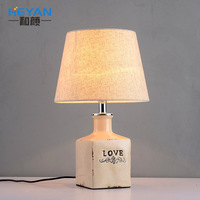 TUDA 30X49cm Free Shipping Modern Minimalist Style Table Lamp Creative Fashion Design Ceramic Table Lamp Home