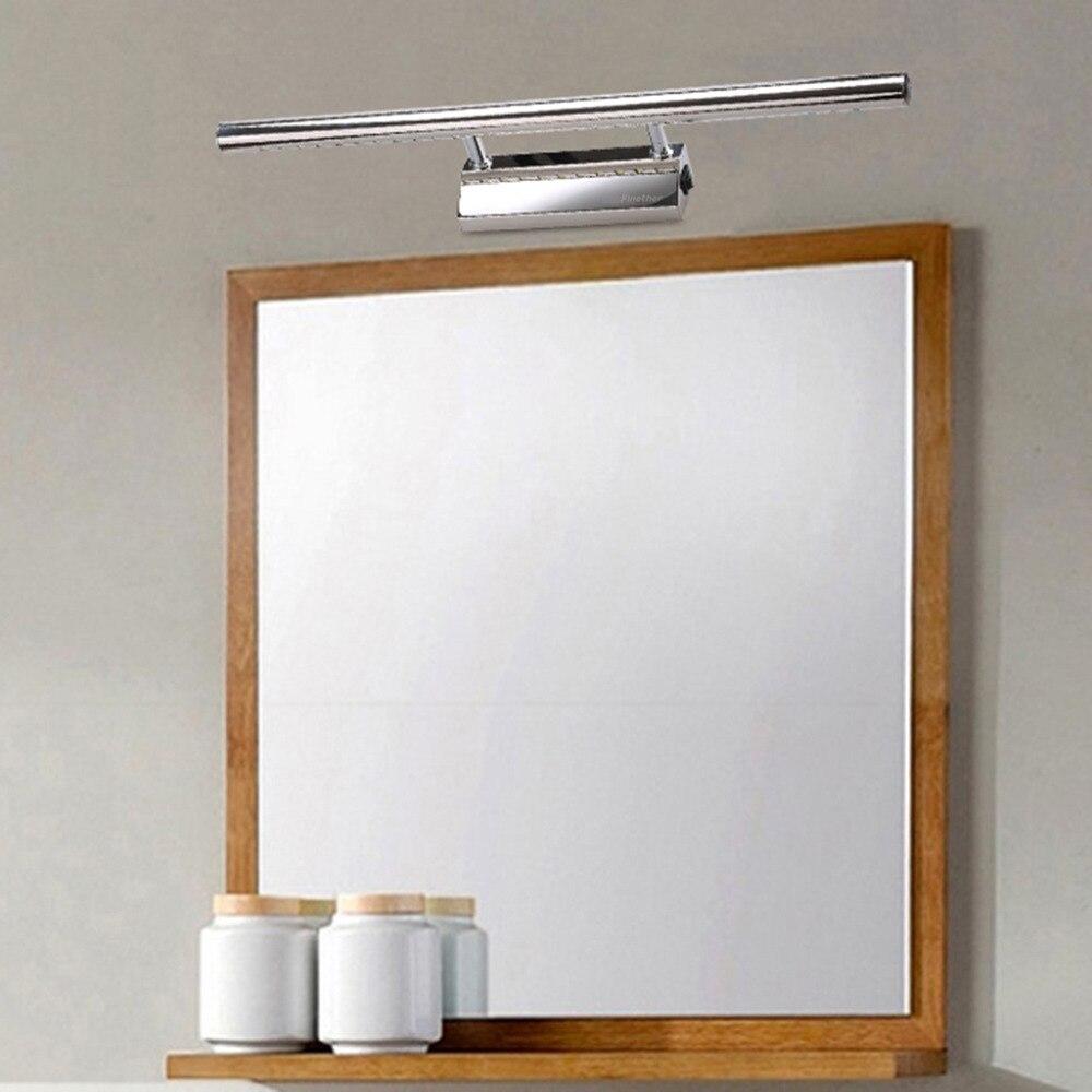 Finether 27 LEDs 7W AC85 265V Modern Waterproof Anti Fog Bathroom ...