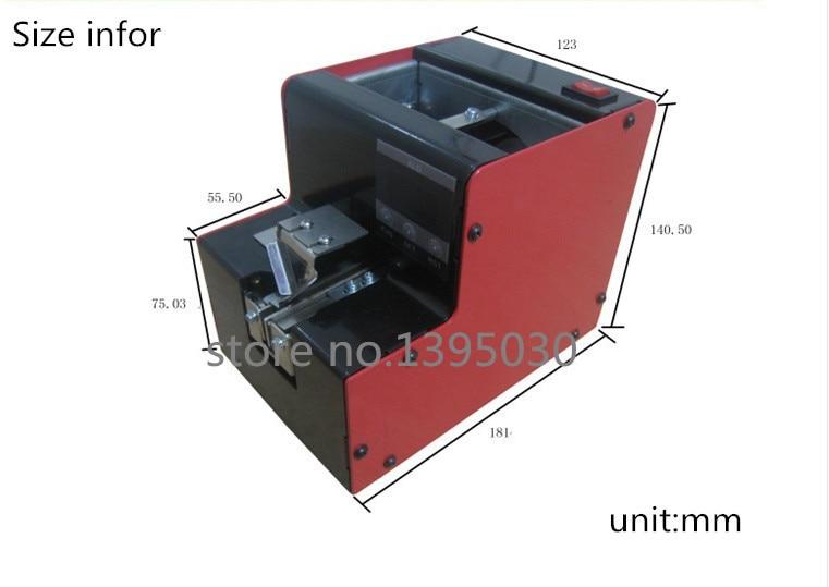 digital automático dispensador de parafuso máquina arranjo