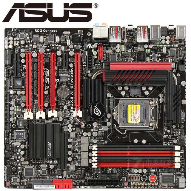 Asus Maximus IV-Extreme Drivers Download