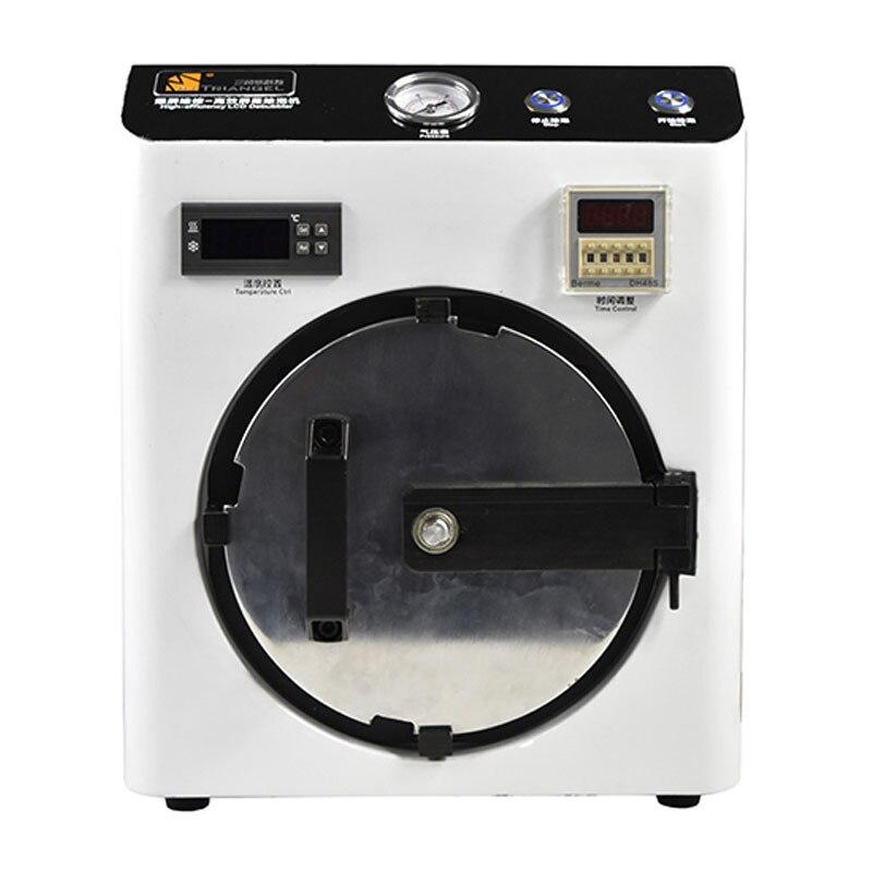 Новое поступление мини автоклав Воздушный Пузырь удаления машина для ЖК дисплей сенсорный экран стекло Ремонт