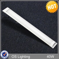 High Quality Newest LED Ceiling Light 1200mm 40W AC110 120V 170 250V Smd2835 Anti Dust Super
