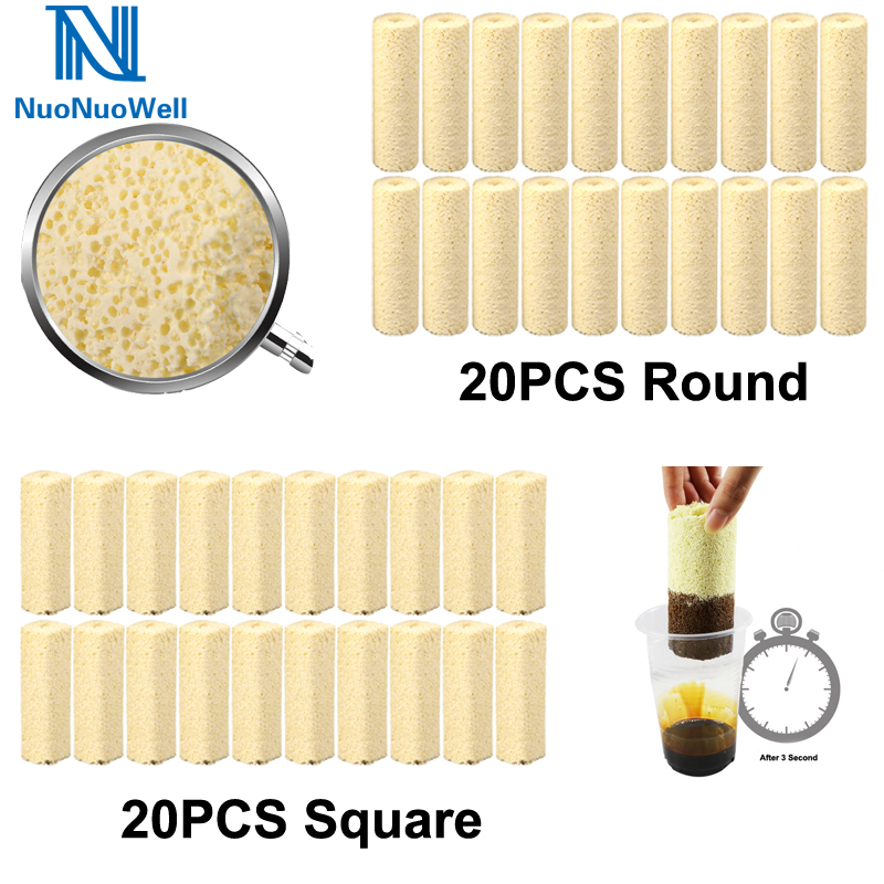 Big Sale 20Pcs Pack Bio Filter Media Tube Bacteria House Aquarium Fish Tank Koi Pond Water Purification Sump Canister Filter-in Filters & Accessories from Home & Garden on AliExpress - 11.11_Double 11_Singles' Day 1