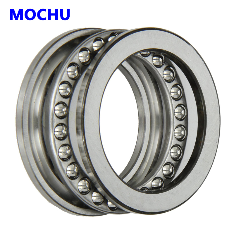 1pcs 51232 8232 160x225x51 Thrust ball bearings Axial deep groove ball bearings MOCHU Thrust  bearing 1pcs 71901 71901cd p4 7901 12x24x6 mochu thin walled miniature angular contact bearings speed spindle bearings cnc abec 7