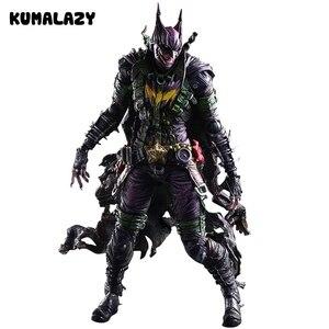 Бэтмен, фигура Gogues, Джокер, Бэтмен, игра, искусство, Kai, играть арт Тай, ПВХ, фигурка, Бэтмен, Брюс Уэйн, 26 см, кукла, игрушка